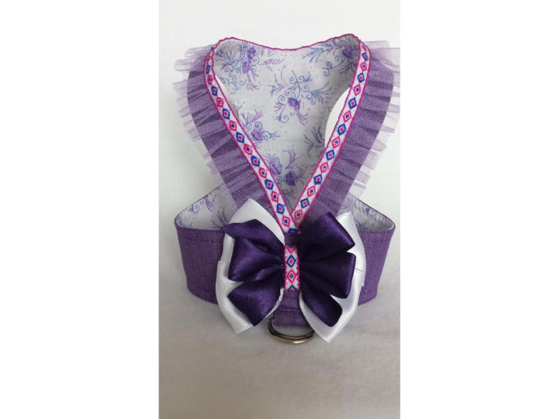 Purple Princess Harness Tutu Skirt